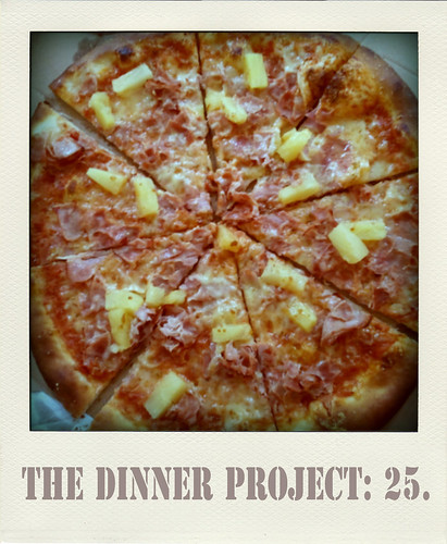 the dinner project: kw 9
