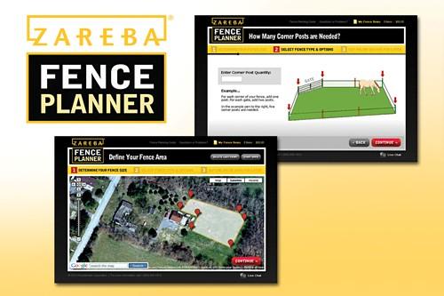 Zareba - Fence Planner