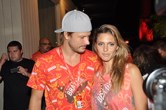 Rodrigo Hilbert e Fernanda Lima (ambevbrasil) Tags: riodejaneiro samba rj carnaval cerveja musa brahma camarote sambdromo sapuca marqusdesapuca rodrigohilbert camarotebrahma carnavalcarioca fernandalima voumorrerdesaudades musadocarnaval carnaval2011 fotosdecarnaval