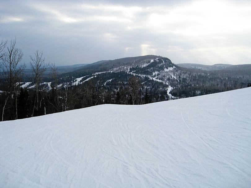 Lusten Mountain