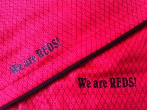 2011 REDS REPLICA