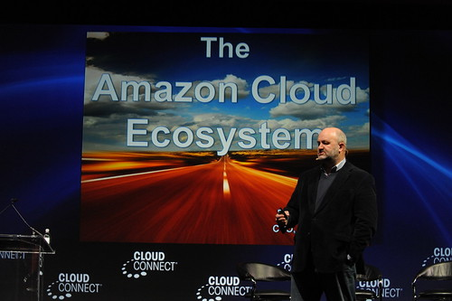 Werner Vogels, Vice President and CTO, Amazon.com