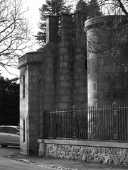 St Machar Cathedral Gatehouse (Rosa Alba Macdonald) Tags: heritage scotland aberdeen listedbuildings oldaberdeen stmacharcathedral