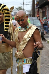 Mardi Gras 2011 (EddyG9) Tags: music costume louisiana mask neworleans bodypaint parade bands gras mardigras mardi stanne 2011