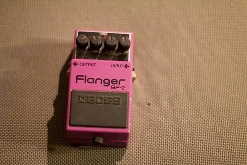 Boss Flanger