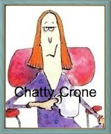 Chatty Crone Button