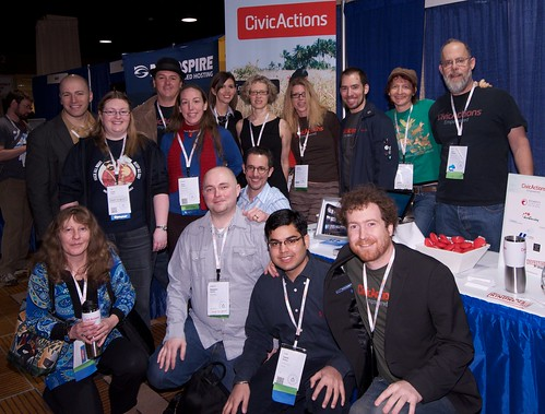 CivicActions at DrupalCon 2011