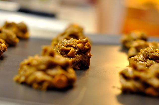 Three Ingredient Cookies