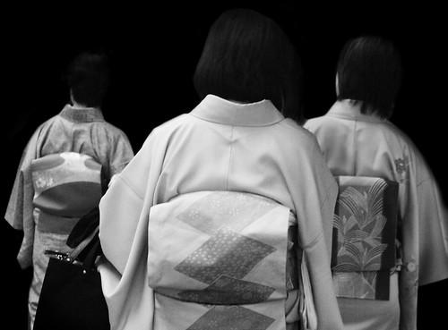 Solemn Kimono