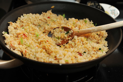 coconut ginger fried rice « Sassy Radish