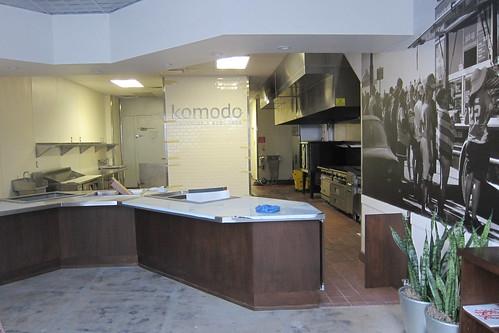 Komodo: Interior