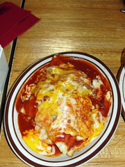2010 New Mexico Belen Stuffed Sopaipilla Petes Cafe (agrayday) Tags: newmexico belen sopapilla petescafe sopaipilla newmexicanfood