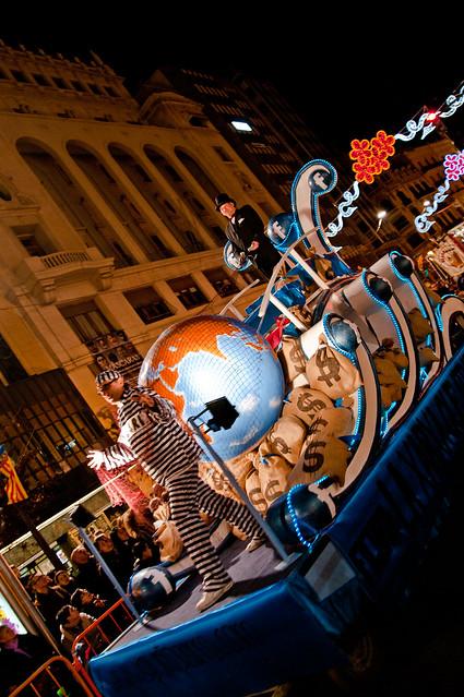 Carnevale a Valencia