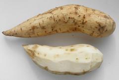 Zoete aardappel (wit)