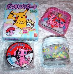 POKEMON 1999 First Wave Japanese Pouches tops (Cruioso) Tags: anime japanese nintendo pouch pikachu pokemon pokémon pouches bandai jigglypuff mew togepi marill sandshrew ポケモン pocketmonsters eevie zapdos zipperpouch ninetails shopro