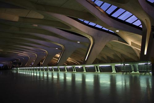 Gare TGV Aéroport Lyon-Saint Exupéry