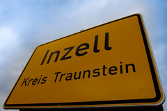Inzell (alexknip) Tags: alps sign germany bayern deutschland bavaria alpen duitsland traunstein inzell beieren bayerischealpen kreistraunstein