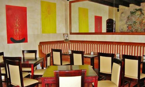 Pangea dining room