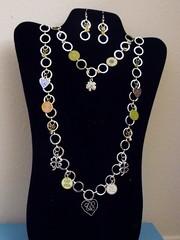 St. Patrick's Day Jewelry Set