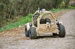 Marshall Land Systems TRAKKAR® UGV Front 2