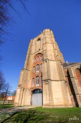 Grote Kerk in Veere (Patrick Ahles) Tags: 350d handheld freehand hdr grotekerk veere 10mm 3xp