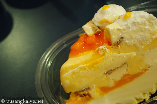 Mango Cheesecake Blizzard Cake_slice