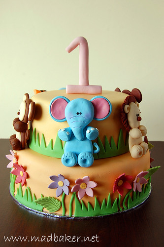 Actual Birthday Cake