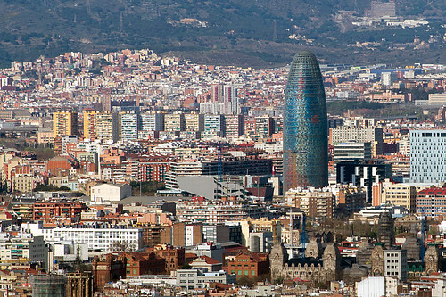 The Torre Agbar