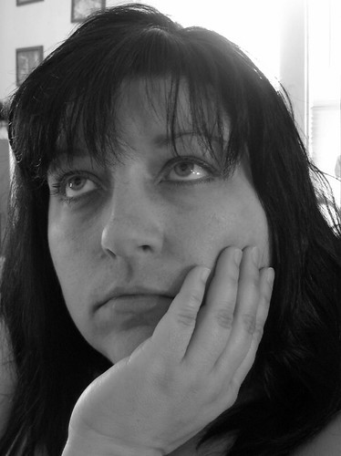 36 of 365/2- Black and white and bored