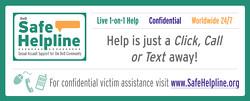 DoD Safe Help Line