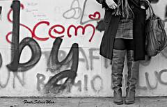 """(bisbiglio [in arte """"sbibb""""]) Tags: portrait eye smile eyes hands hand mani vale occhi sorriso fotografia ritratto bocca valentina naso fotografa lalli volto valentinaangiuli"""