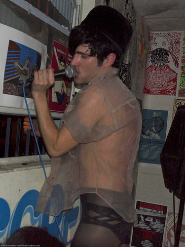 March 16y Hunx & His Punks @ Trailer Space, Burger Records (44)