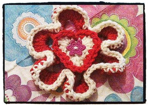 crochet candy heart