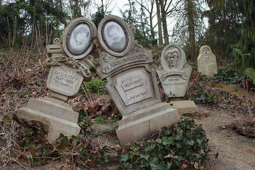 Ballard graves