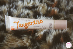 Etude house tangerine cream