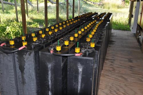 Zarafa batteries
