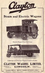 1922 ADVERT CLAYTON WAGONS (Billy Boy UK) Tags: road old nottingham 1920s vintage poster cyclists clayton sheffield transport shell parade safety signals commercial advert oil motor petrol bp 1922 1925 tyres advertisment drivers association users 1921 1923 1924 1926 pratts berliet shipstones eastmidland jessehodges cmua