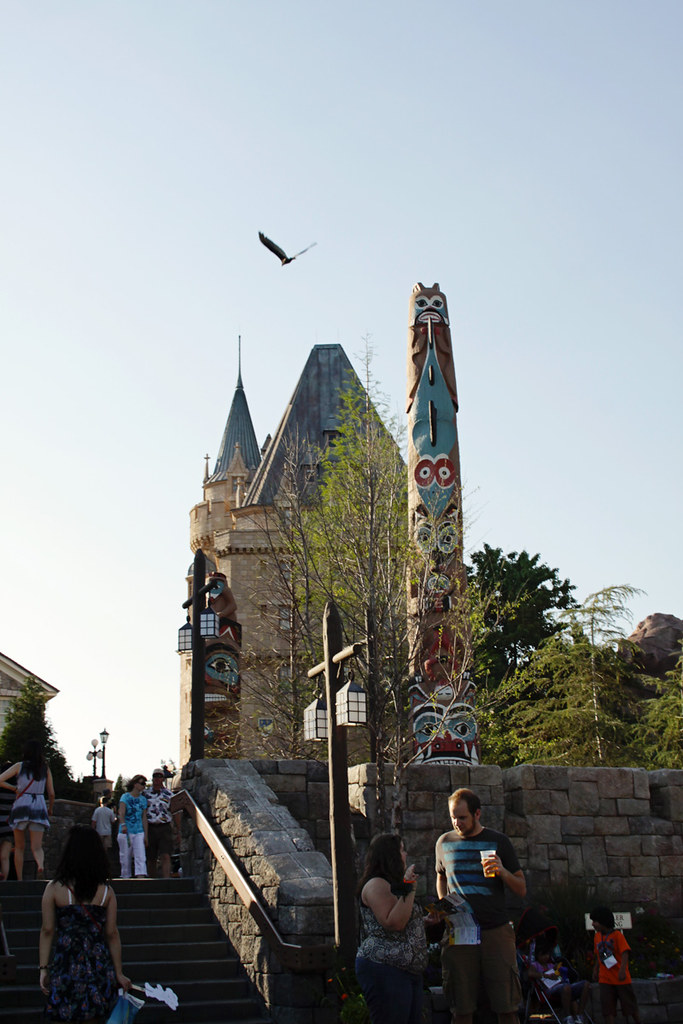 Epcot World Showcase Canada