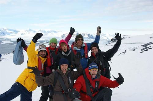 Detaille Island, débarquement le plus austral à 66° 52' S