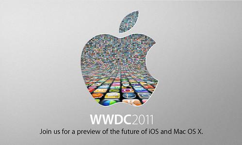 Apple WWDC 2011 6月6〜10日!