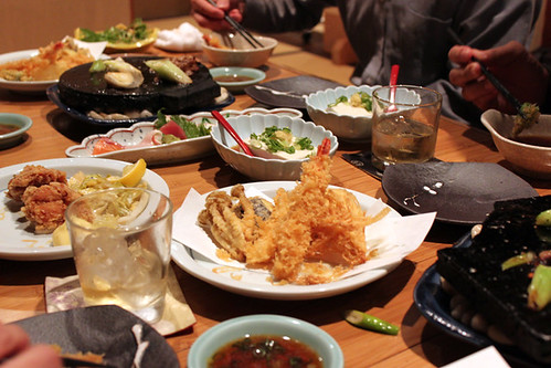 Dinner with Kyoto Friends