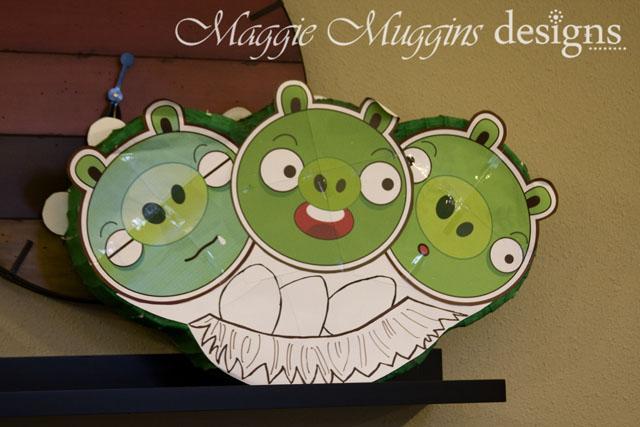 Angry Birds Pig Piñata