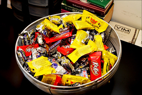 Janet's Candy Bowl