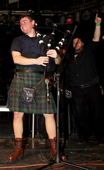 Eric in a Kilt (Bill Jacomet) Tags: music concert eric texas kilt houston numbers bagpipes 56 flatfoot flatfoot56