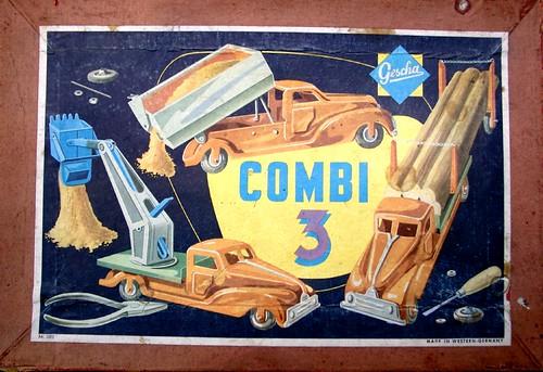 Gescha Combi 3 truck