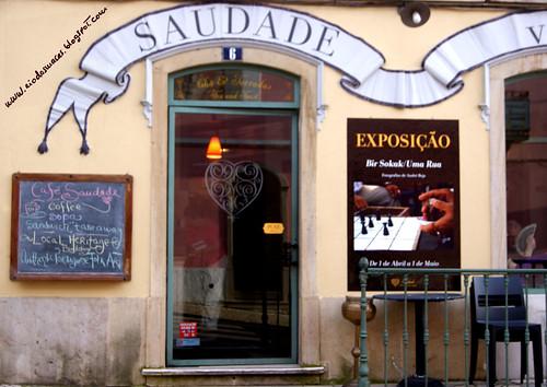 Exposição Café Saudade