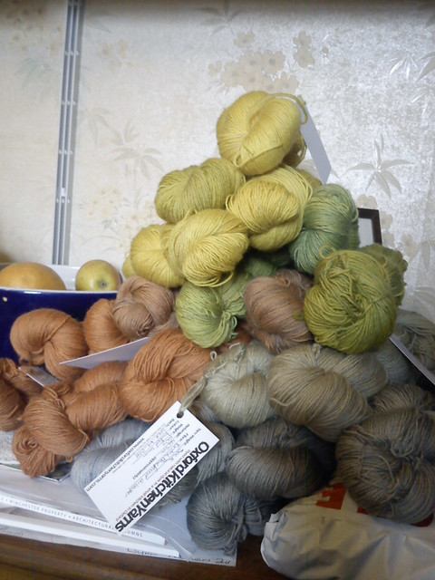 oxford kitchen yarns