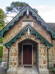 Clyne Gardens Lodge Entrance 2016 09 30 #2 (Gareth Lovering Photography 3,000,594 views.) Tags: clyne gardens botanical swansea wales flowers trees shrubs park olympus stylus1s garethloveringphotography