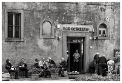 Bar Concerto (Giuseppe Quattrone) Tags: 2012 arcidosso bn bw biancoenero luoghi street toscana