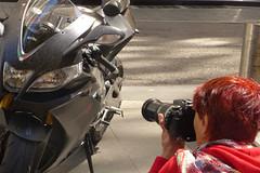 2016_Scott Kelby Photowalk, Sydney (Panasonic Lumix DMC LX7) (Cecilia Temperli) Tags: scottkelbyworldwideannualphotowalk scottkelbyphotowalksydney pittstreet australia nsw newsouthwales panasoniclumixdmclx7 scottkelbyannualphotowalk2016 bmwaprilia